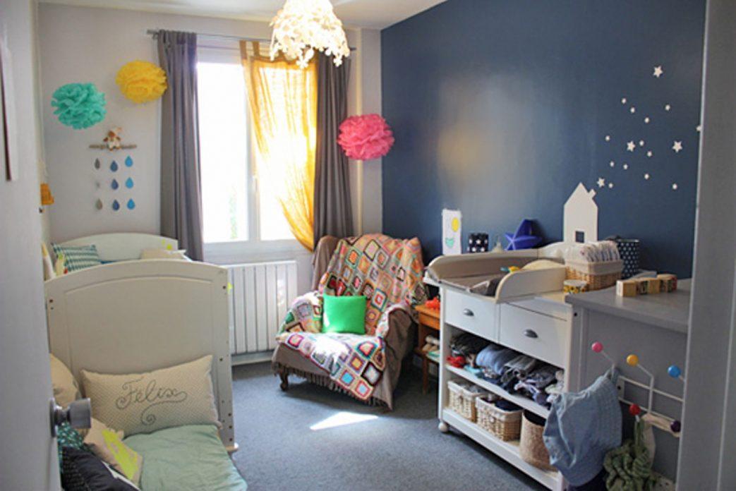 Comment choisir les couleurs pour une chambre à coucher de mes enfants !