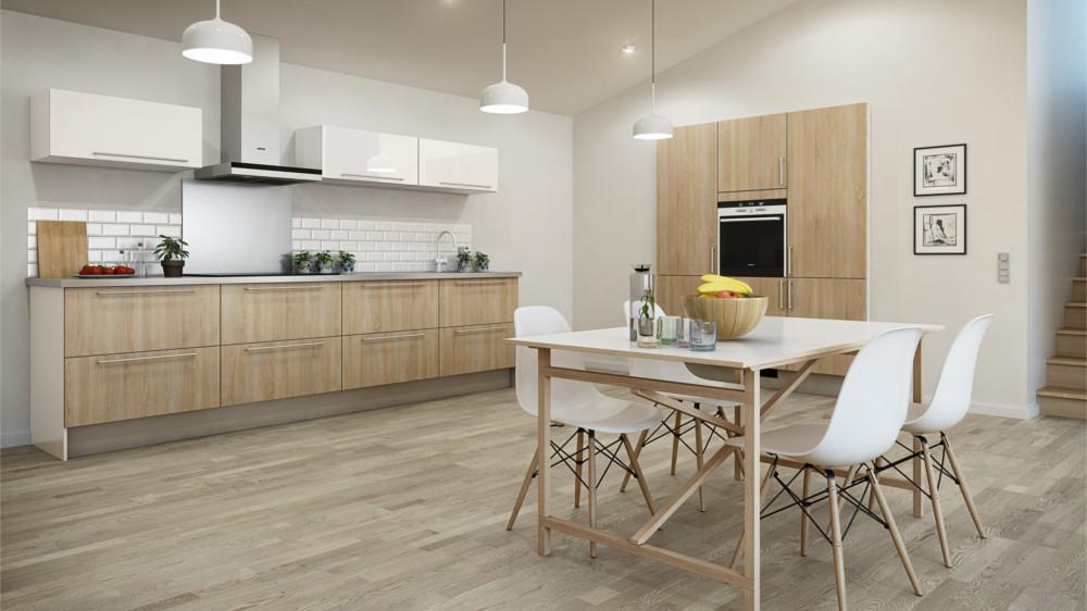 Instaurer un vrai espace à vivre dans sa cuisine