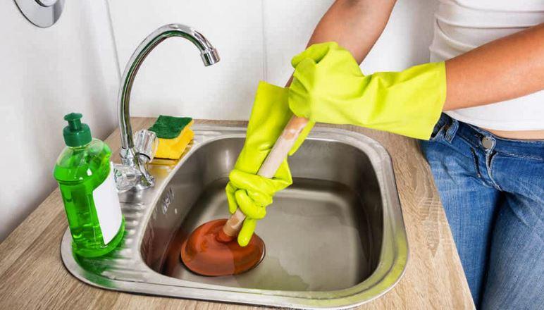 Comment nettoyer les tuyaux bouchés