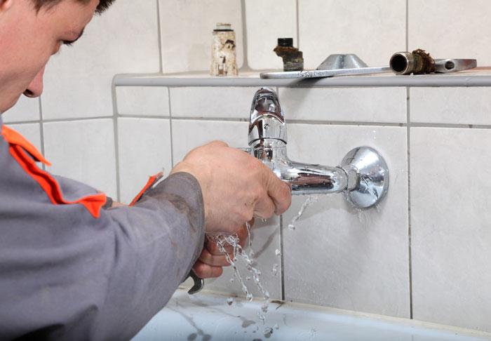 La solution pour le problème de fuite d'eau