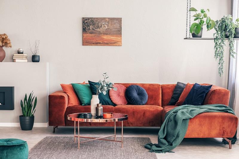 Réaménagement de la maison : quel canapé choisir ?