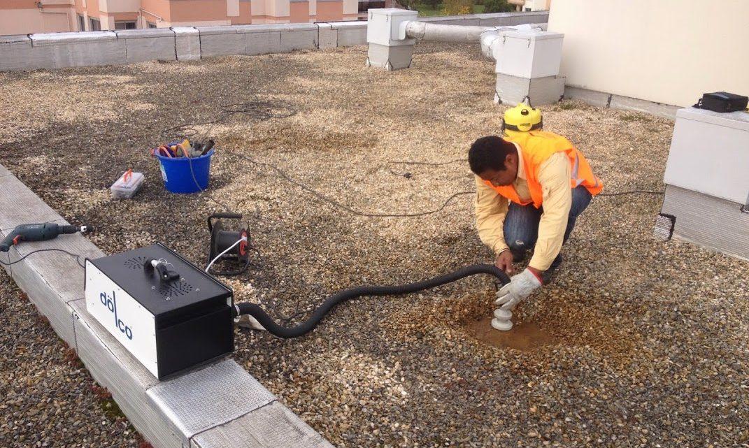 Comment détecter une fuite toiture et terrasse ?